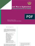 Gender Statistics - Afghanistan 2008