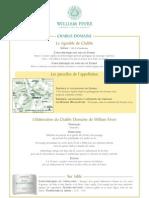 Chablis Domaine William Fevre 2010