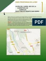 Anexo Actuaciones Prioritarias en La Red de Carriles Bici de León. Ecologistas en Acción.