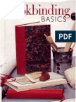 44159058 Bookbinding Basics