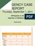 01 Sept 2011 Closed Fracture Neck Humerus Sinistra Neer Two Part Mrs.S 78 Dr.siti Dr.bonifacius SpB Sylviana