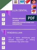 DENTAL WAX / LILIN DENTAL