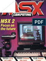 MSX Computing - Oct-Nov 1985