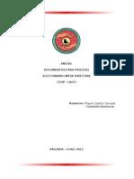 Documentos Proceso Eleccionario