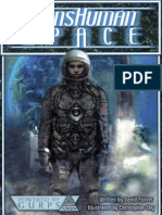 GURPS Trans Human Space