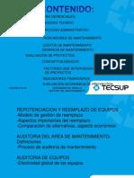 Proceso Tecnico y Administrativo