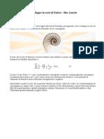 Serie bizzare - zeta e sviluppo in serie di Eulero-Mac Laurin