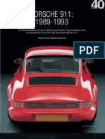 Porsche 911 (964) 40th aniversary edition