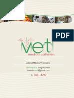 Catálogo VEDT Med