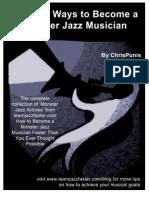 21waysThe Monster Jazz Formula by Chris Punis
