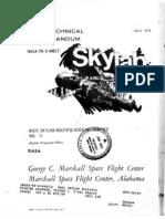 MSFC Skylab Multiple Docking Adapter, Volume 2