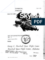 MSFC Skylab Multiple Docking Adapter, Volume 2
