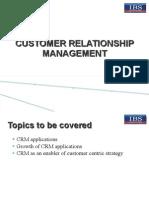 Customer Relation Mgmt