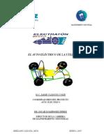 PROTOTIPO DE AUTO ELECTRICO