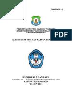 KTSP SDN 2 Bambaea Dokumen-I 2011_2012