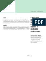 O Exercício das Liberdades - O combate à pleonexia e a educação ambiental no processo de desenvolvimento