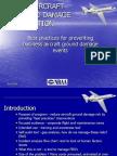 Aircraft Ground Damage Prevention