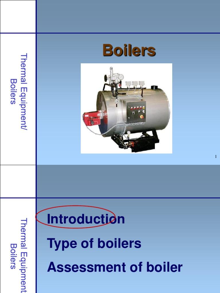 Boilers by 09 ME 126   Boiler   Steam