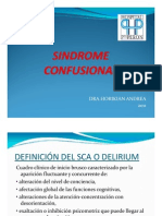 SINDROME CONFUSIONAL