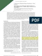 Mechanism of phenolic polymer dissolution