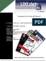 UXi.deb v1.0, la Revista Cubana de Software Libre