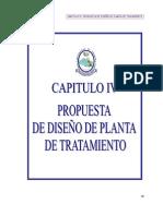 PROPUESTA DE DISEÑO DE PTAR