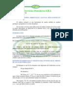 Análisis de ISOTOPOS Ambientales