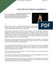 2009-12-21 Diario de Castilla-La Mancha Gira Chile e Italia