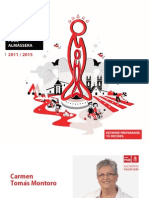 Programa Electoral PSOE Almàssera