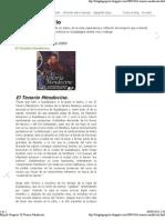 Blog de Gregorio El Tenorio Mendocino