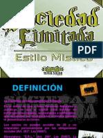 Sociedad Limitada (Planeación) Diapositivas y video Office 10
