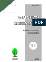 Apostila sobre defensivos alternativos