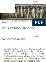 Arte Paleocristanio