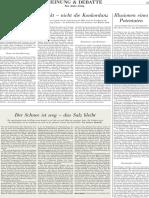 Das Salz Bleibt - NZZ_110407