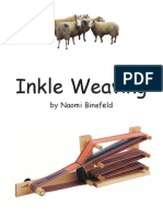 Inkle Weaving