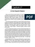 Capítulo 21 - Conflicto de los Siglos