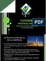 Catawba Industrial Company TERMINADO