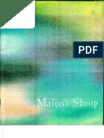 Mason's Stoup 7 [the Vernal Explosion]