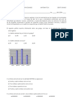 Prueba de logros 6º grado (revisado Octubre 2009)