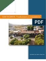 San Vicente Reporte
