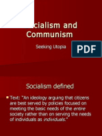 Idelogies Communism