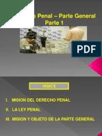 Derecho Penal Parte General P 1-2 CIPORS