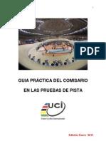Guía práctica del Comisario de Pista
