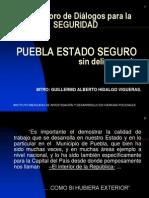Foro de Exploración Estratégica de SEGURIDAD TEHUACAN