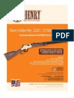 Henry Golden Boy - H004 Series Rifles