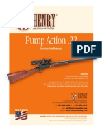 Henry Pump Action - H003T Rifles