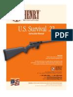 Henry U.S. Survival - H002 Series Rifles