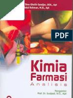 Buku Kimia Analisis