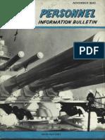 All Hands Naval Bulletin - Nov 1942