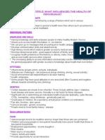 Focus Question 2 Study Notes